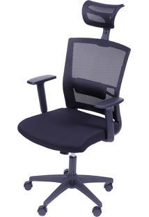Cadeira New Ergon Or-3317 – Or Design - Preto