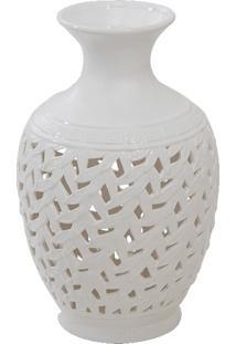 Vaso De Porcelana Quartier