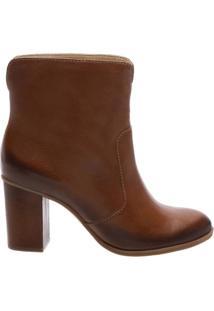 Ankle Boot Black Heel Wood | Schutz