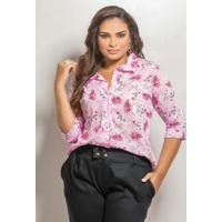 4a942803a Camisa Plus Size feminina | Shoes4you