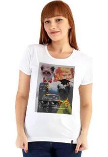Baby Look Ouroboros Agonia Feminino - Feminino
