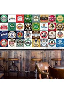 Adesivo Azulejos Cervejas Importadas (15X15Cm)