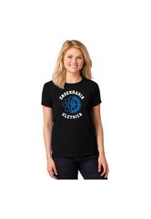 Camiseta Feminina T-Shirt Universitária Faculdade Engenharia Elétrica