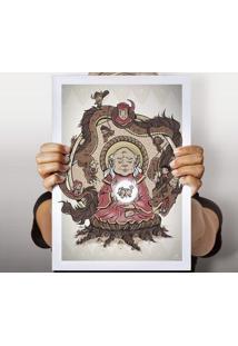 Poster Mestre Dos Budas