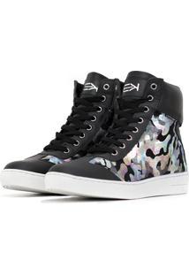 Sneaker K3 Fitness Sassy Militar