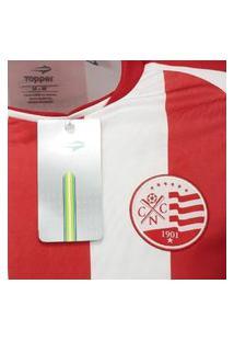 Camisa Náutico Of 1 S/N - 2016 - Topper 4137647-466