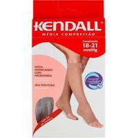 785874157 DrogariaNet. Meia Medicinal Kendall Panturrilha Média Compressão ...