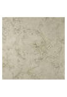 Papel De Parede Adesivo Decoração 53X10Cm Bege -W17559