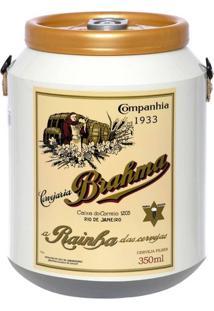 Cooler Para Bebidas Brahma Ed Histórica 1933 - 12 Latas - Cod-Dc12-Doctor Cooler