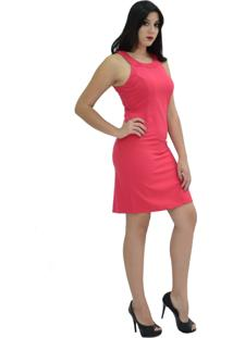 Vestido Energia Fashion Rosa
