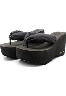 Tamanco Barth Shoes Sorvete Soft - Preto - Tricae
