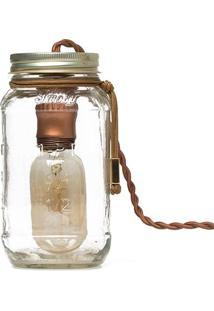 Luminária - Jar Light