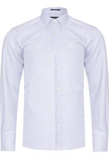Camisa Masculina Ft - Cinza