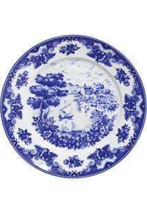 Aparelho De Jantar De Porcelana Moritz 18 Peças - Unissex
