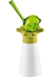Moedor De Pimenta Com Saleiro Verde