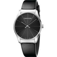099e597ddc3 Dafiti. Relógio Calvin Klein K4D211Cy Prata Preto