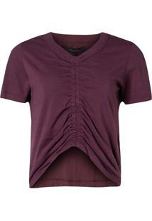 Camiseta Rosa Chá France (Zinfandel, Gg)