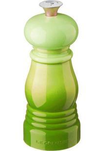 Mini Moedor De Pimenta Verde Kiwi Le Creuset