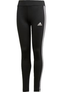 Calça Adidas Yg Tr Eq 3S L T Preto
