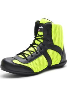 Tênis Dr Shoes Fitness Verde