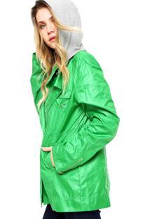 Jaqueta Hurley Winchester Verde