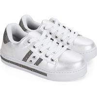 7d49433828 Netshoes. Tênis Infantil Addan Metalizado - Feminino