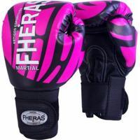 f22f42855 Luva Boxe Muay Thai Fheras New Top Elite - Unissex
