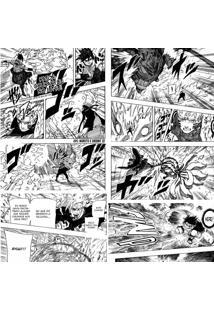 Papel De Parede Adesivo Mangá Naruto (0,58M X 2,50M)