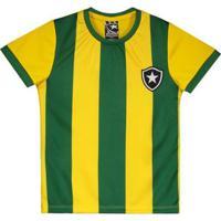 70018acac0 Camisa Botafogo Brasil Infantil - Masculino