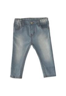 Calça Skinny Jeans Clara Mabu Denim Masculina