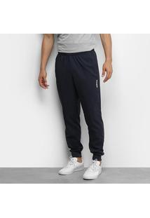 Calça Adidas E Pln T Stanfrd Masculina - Masculino-Marinho