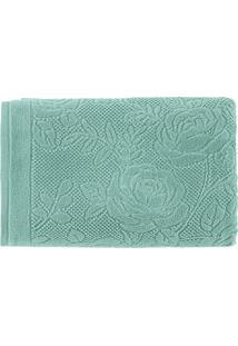 Toalha De Rosto Charlote 48X70 - Karsten - Verde Paradise