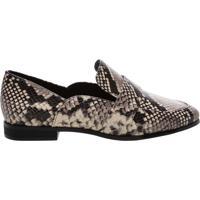 19e6e9273 Mocassim Animal Print Cobra feminino | Shoes4you