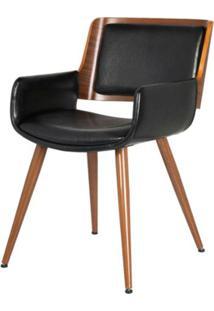 Cadeira Sonia Cor Preta - 31695 - Sun House