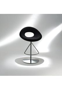 Banqueta Bar Delos Base Giratória Alumínio Design By Studio Mais