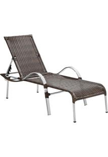 Cadeira Taisa Marrom