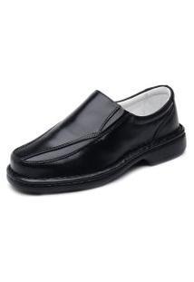 Sapato Ranster Confort Palmilha Gel Preto