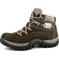 Coturno Verde Verde Musgo masculino   Shoes4you 7c5be674e7