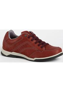 acad296d51 Sapatênis Marsala Textura masculino | Shoes4you