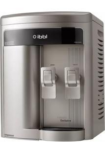 Purificador De Água Ibbl Fr600 Exclusive Prata 127 Volts