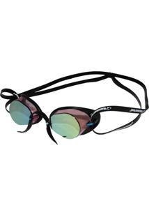 Óculos De Natação Hammerhead Swedish Pro Mirror Rosa/Preto