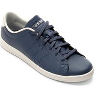 Tênis Adidas Advantage Clean Qt Feminino - Feminino-Azul 553fc5a71ee18