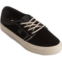 c35502397 Tênis Dc Shoes Trase Tx I Masculino - Masculino-Preto+Branco