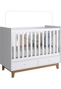Jogo Quarto Para Bebê Completa Móveis Cbinf04Bc