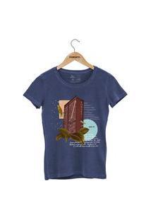 Camiseta Forseti Estonada Jk Azul