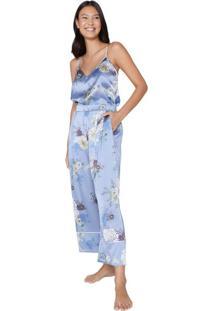 Conjunto Pijama Pantacourt