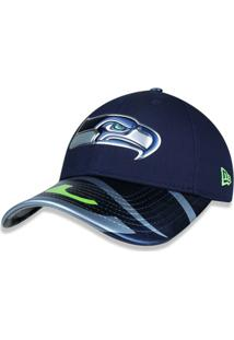 Boné Feminino Seattle Seahawks 940 Draft 2017 On Stage New Era - Feminino