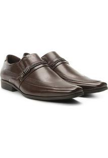 Sapato Social Couro Ferracini Liverpool Masculino - Masculino