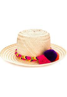 Folkloore Colombia Hat - Neutro