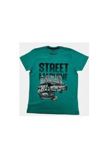 Camiseta Infanto Juvenil D. Urb (Base)